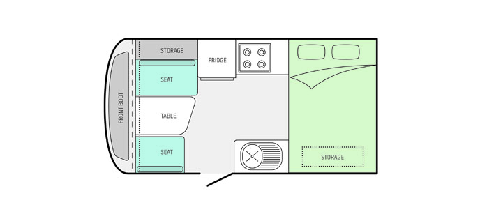Jayco Floorplan for the /BRC/media/JaycoWebsiteMedia/uploads/2013/10/CamperTrailer_Penguin_01_Feb2017-1.jpg.
