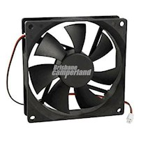 90MM FAN WITH HOUSING 90X90X25