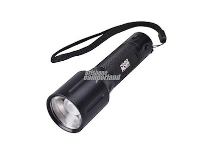 KORR LED RECHARGEABLE TORCH USB 520 LUMEN