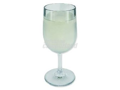 STRAHL SMALL CLASSIC WINE CLEAR GLASS - 245ML-23229