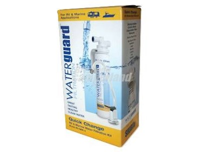 WATERGUARD RV WATER FILTRATION KIT