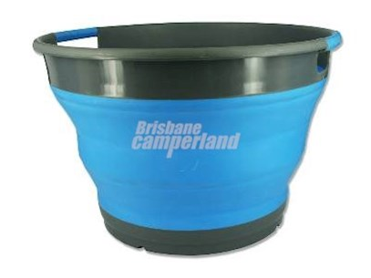 POP UP LAUNDRY TUB 12L - BLUE
