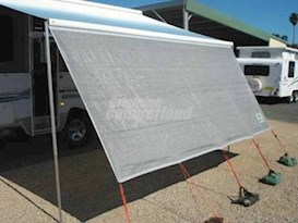 2850 X 1800MM TS FIAMMA BOX AW COAST SUNSCREEN
