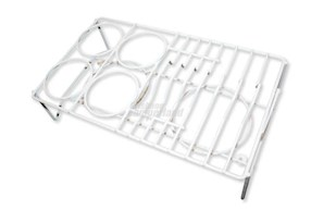 CUP & PLATE RACK - TO SUIT 4 PIECE