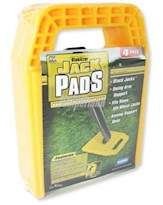 STABILIZER JACK PADS - 4 PACK