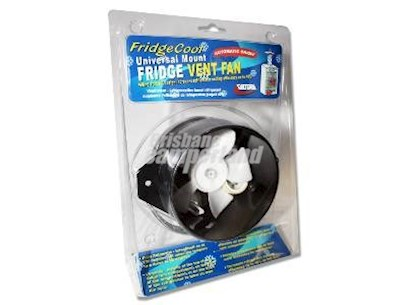 FRIDGEMATE 12V UNIVERSAL FRIDGE FAN
