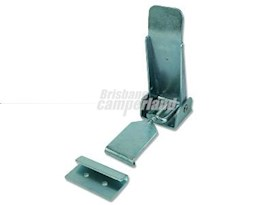 CAMPER ROOF CLAMP SILVER STD