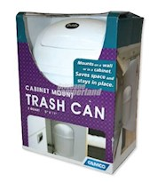 CABINET MOUNT TRASH CAN