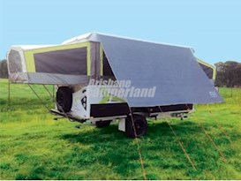 CAMPER PRIVACY SUNSCREEN OFFSIDE  W3380 X 2050MM