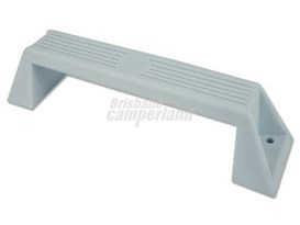 GRAB HANDLE T/S CAMPER OR POP TOP - WHITE