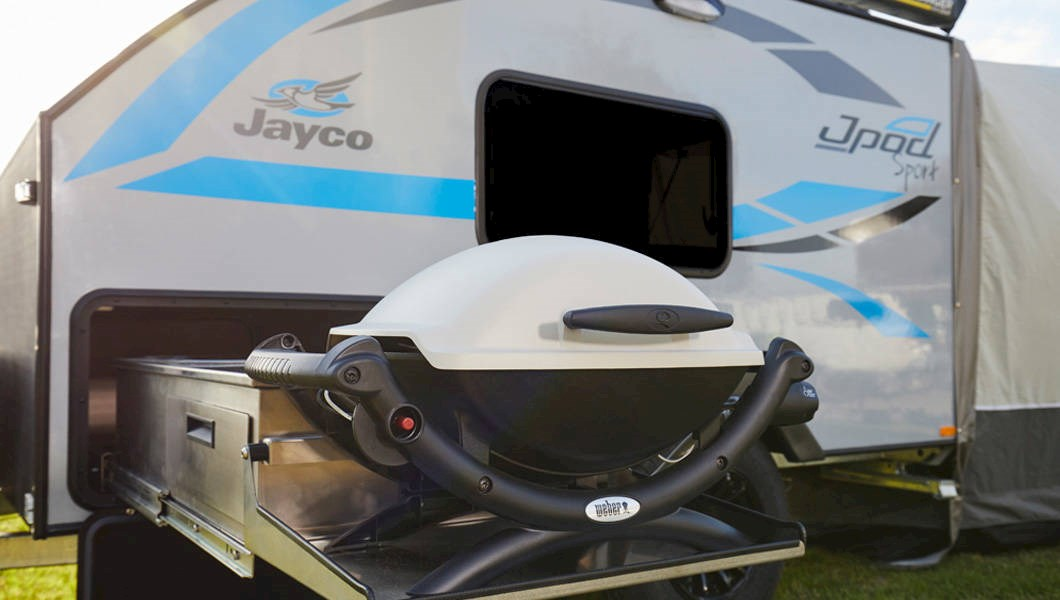The Jayco J Pods Unique Design Marries Functional Living