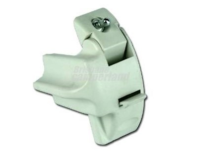 CAREFREE AWNING TRAVEL LOCK - WHITE