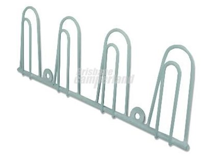 GLASS HOLDER RACK - 4 GLASS - AC-51