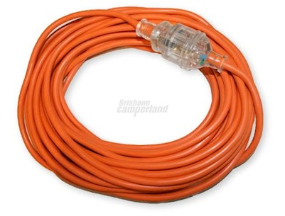 17M HEAVY DUTY 15 AMP EXTENSION LEAD