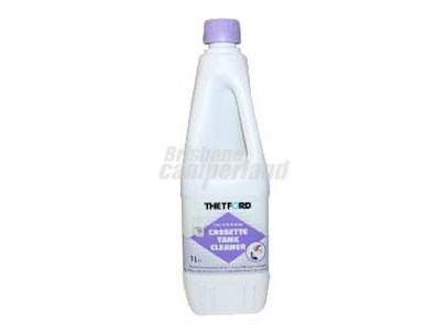 THETFORD CASSETTE TANK CLEANER - 1L PURPLE