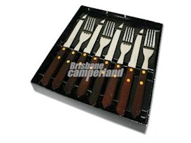 CAMPFIRE CUTLERY SET 8 PIECE