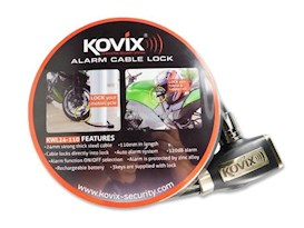 KOVIX ALARMED CABLE- 110CM - 120DB