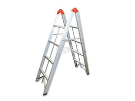 4 STEP COLAPSIBLE LADDER