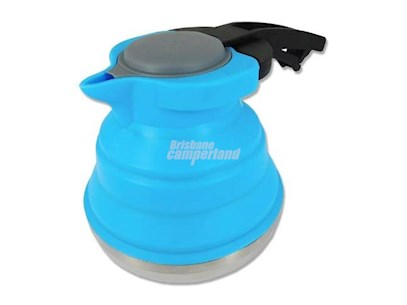 BLUE COLLAPSIBLE KETTLE 1.2LITRE
