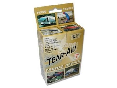 TEAR AID - TYPE A FABRIC REPAIRS