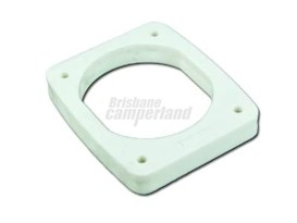 SPACER BLOCK TO SUIT POWER INLET - WHITE