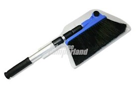 CAMCO TELESCOPIC BROOM WITH PAN