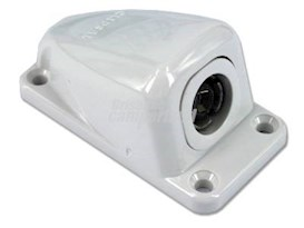 COAXIAL CABLE SURFACE SOCKET - 75 OHM